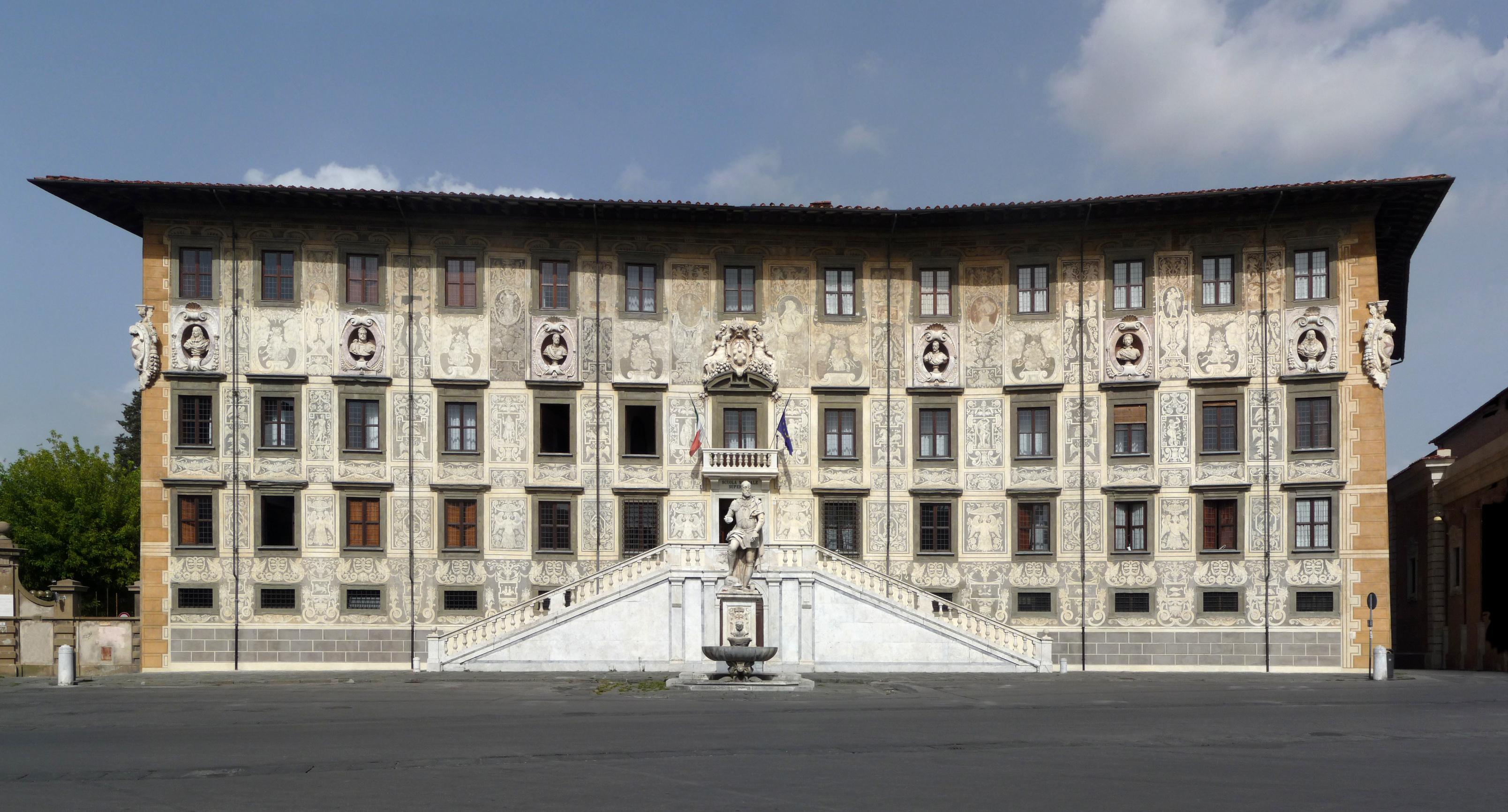 Università di Pisa - digitalizzare archivio