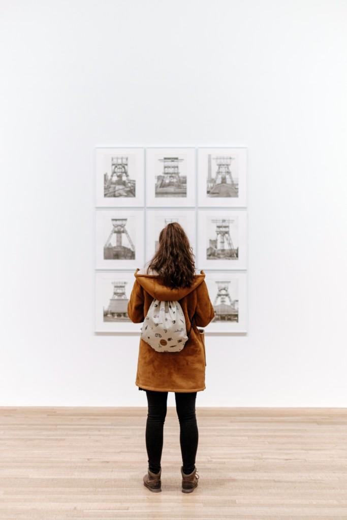 digitalizzazione e scansione opere d'arte galleria museo